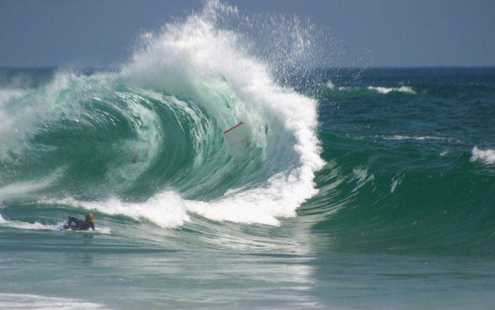 Красивые волны (15 фото)
