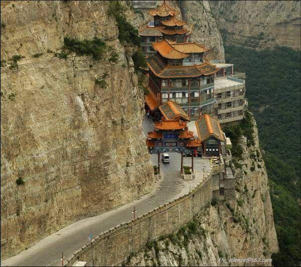 Очень красивые фотографии из китайской провинции Шаньси (40 фото)