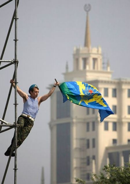 День ВДВ 2010 (60 фото)