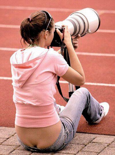 Девушки. Вид сзади (48 фото)