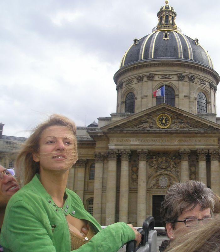 Экскурсия по Парижу (3 фото)