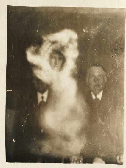 Фотографии призраков (22 фото)