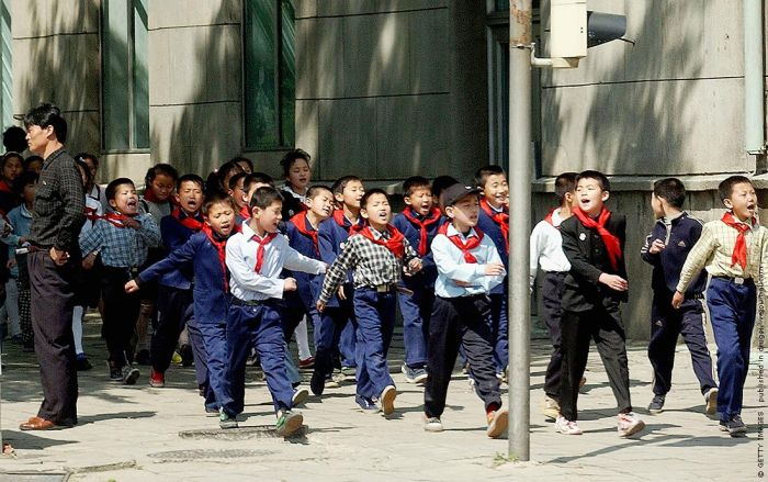 Настоящие фотографии Северной Кореи (21 фото)