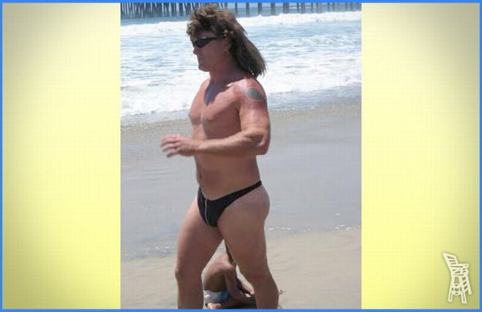 Худшие посетители пляжей (18 фото)