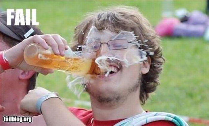 Пьяные неудачи (23 фото)