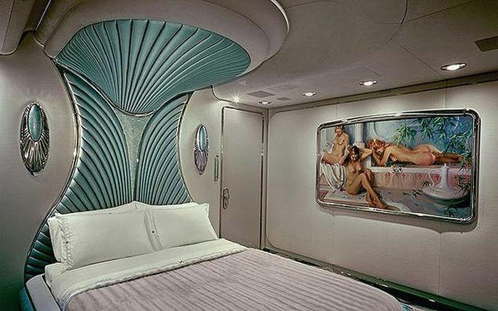 Внутри самолетов самых влиятельных и богатых людей (11 фото)