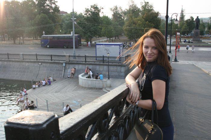Что можно увидеть на улицах Москвы (2 фото)