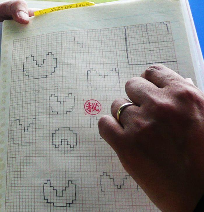 Как придумывали Pac-Man (3 фото)