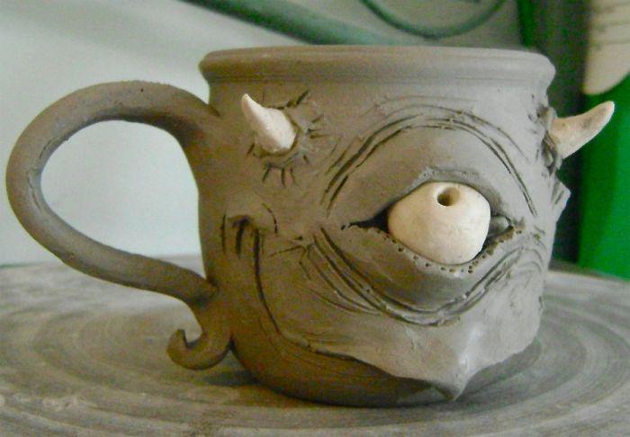 Сумасшедший чайный сервиз (25 фото)