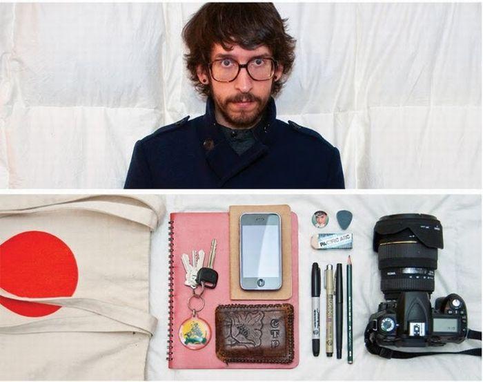 Люди и вещи (80 фото)
