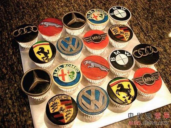 Торт марка машины