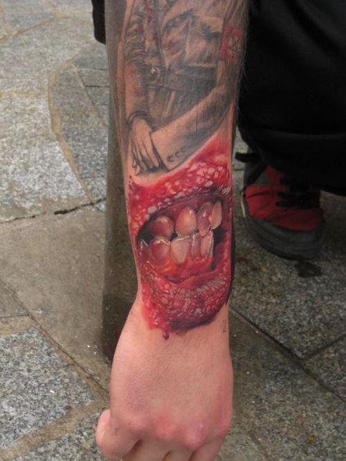 Классные татуировки (41 фото)