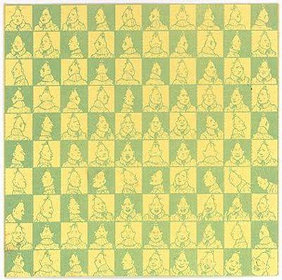 Рисунки на марках ЛСД (65 фото)