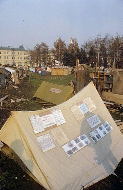 Москва и Ленинград. Фотографии 1990 года (45 фото)