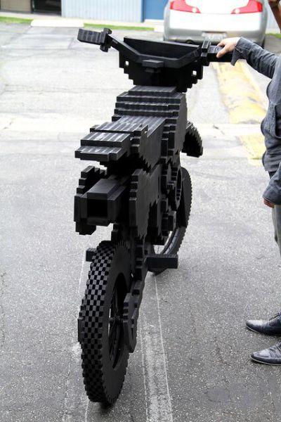 Пиксельный велосипед (41 фото)