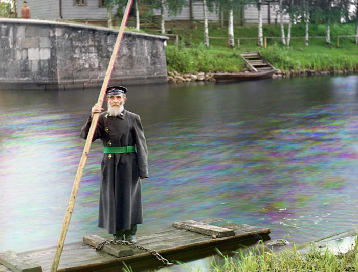 Цветные фотографии дореволюционной России (34 фото)