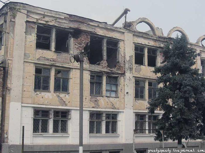 Грозный 2010. Эхо войны (45 фото)