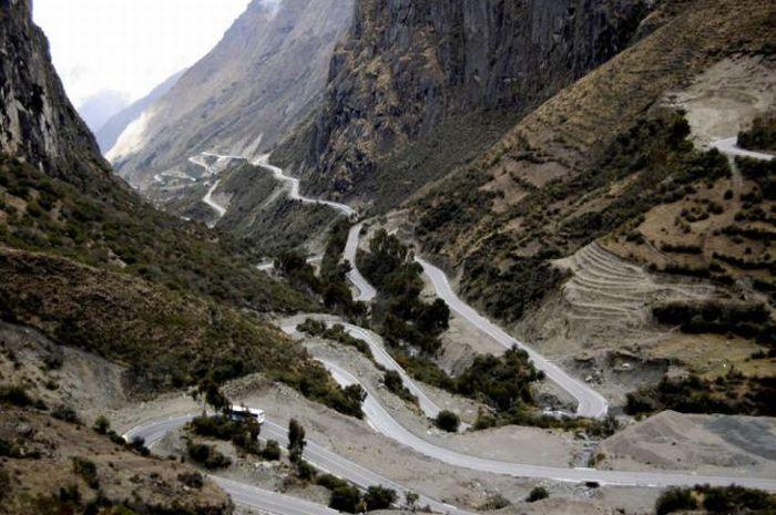 Красивые дороги по всему миру (41 фото)