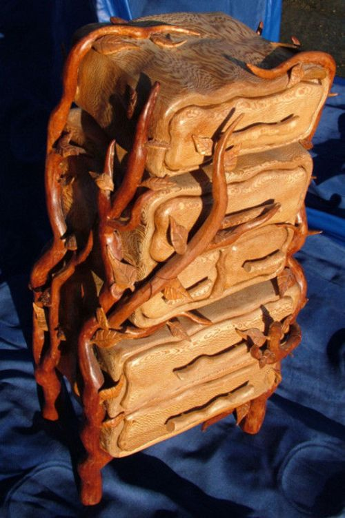 Поделки из дерева (51 фото)