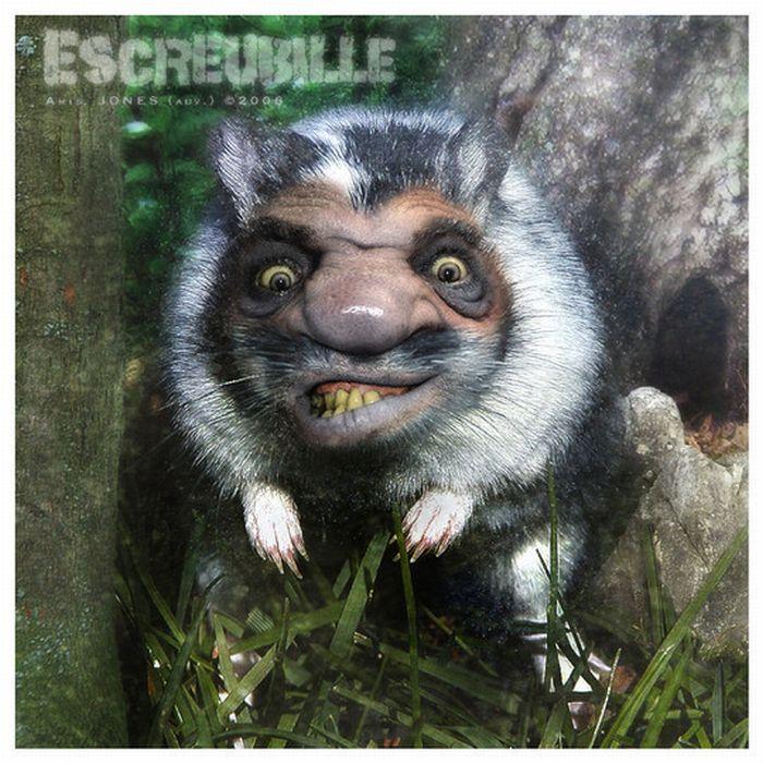 Классные рисунки животных (26 фото)