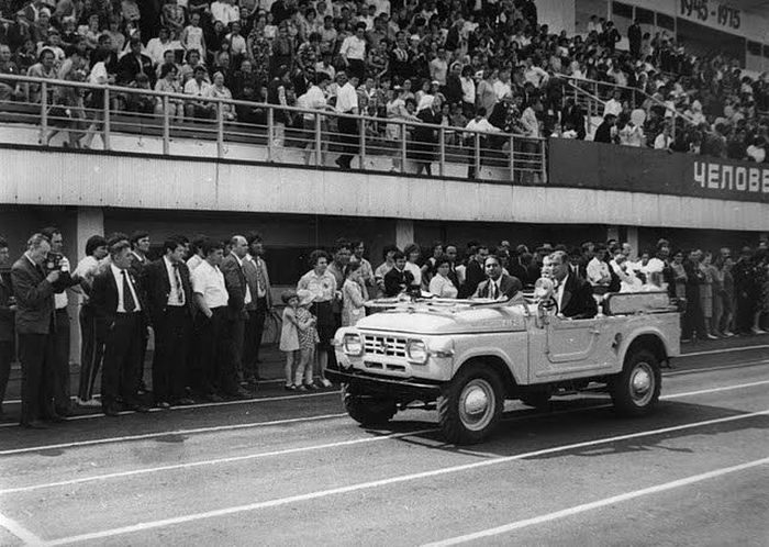 Автомобили, которые так никогда и не были выпущены (39 фото)