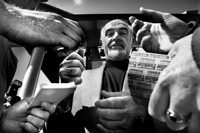 Шон Коннери. Жизнь в фотографиях (48 фото)