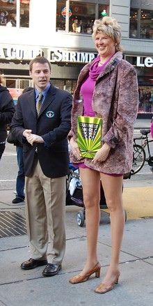 Самые высокие девушки мира (60 фото)