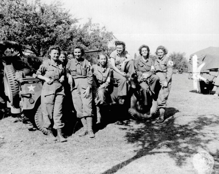 Вторая мировая война в фотографиях (99 фото)
