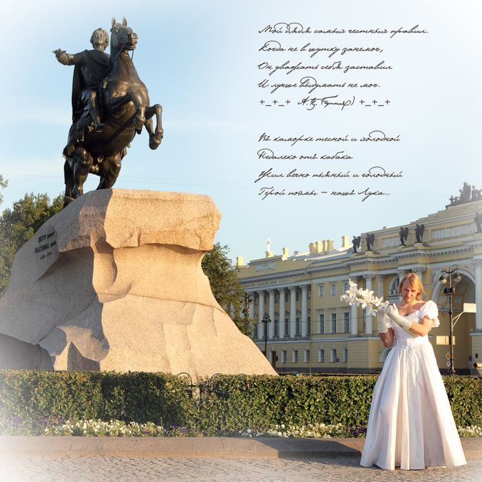 Необычная невеста (52 фото)