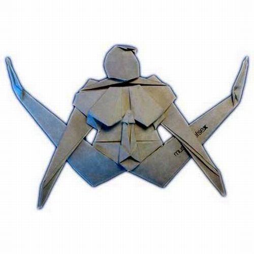 Оригами прикольные с картинками
