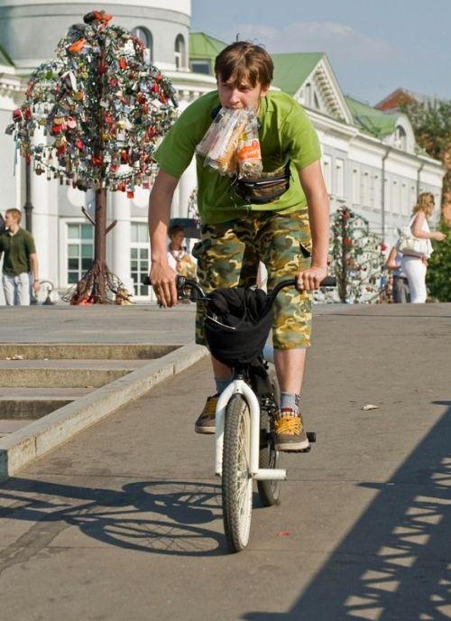 Российские неформалы (24 фото)