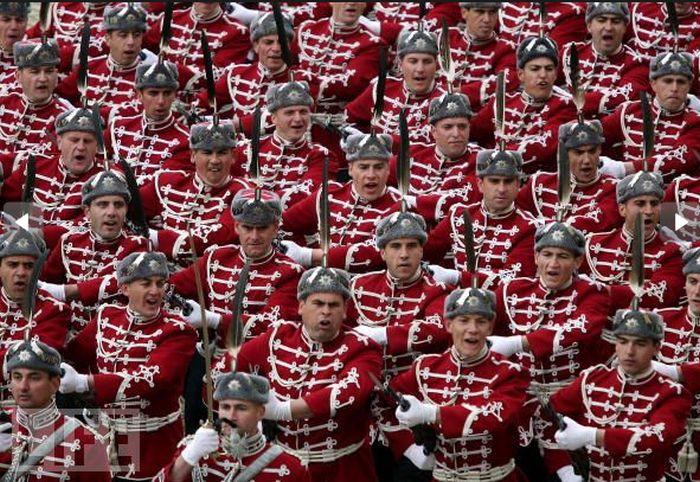 Военные парады (25 фото)