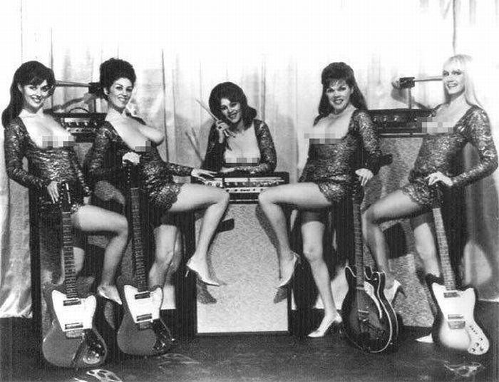 Девчачьи группы прошлого (19 фото)