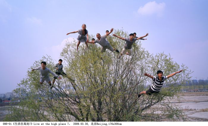Работы фотографа Ли Вей (26 фото)
