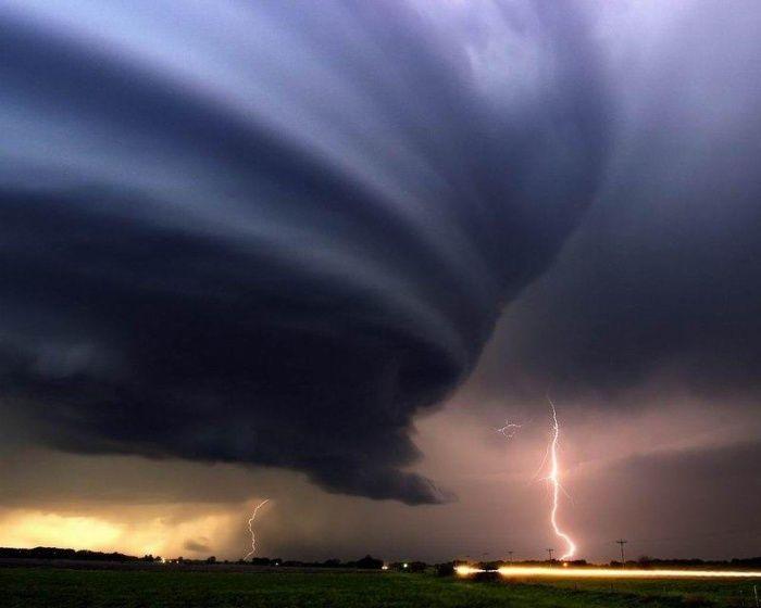 Когда природа злится (20 фото)