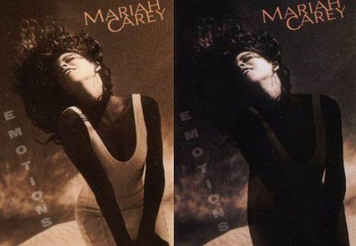 Мэрайя Кэри и саудовская цензура (10 фото)