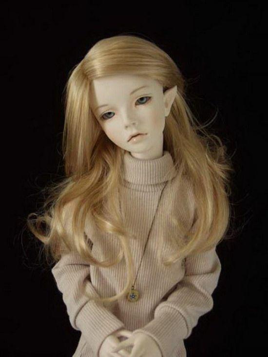 Грустные эмо-куклы (21 фото)