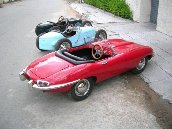Очень крутые автомобили для детей (24 фото)
