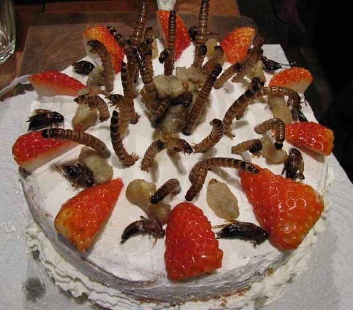 Фу дня. Вкусный тортик? (2 фото)