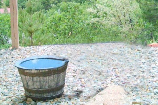 Куда пропала вода (3 фото)
