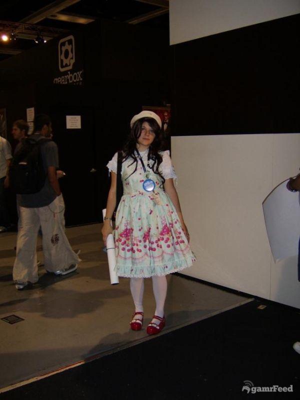 Фестиваль косплея PAX 2010 (149 фото)