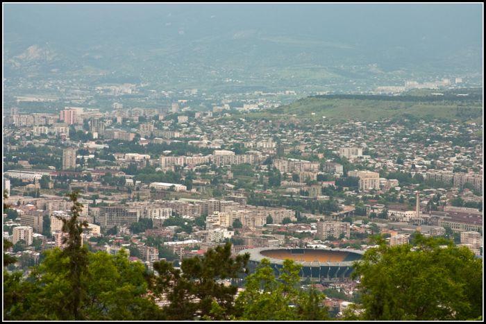 Современный Тбилиси (58 фото)