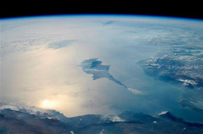 Фотографии из космоса (22 фото)