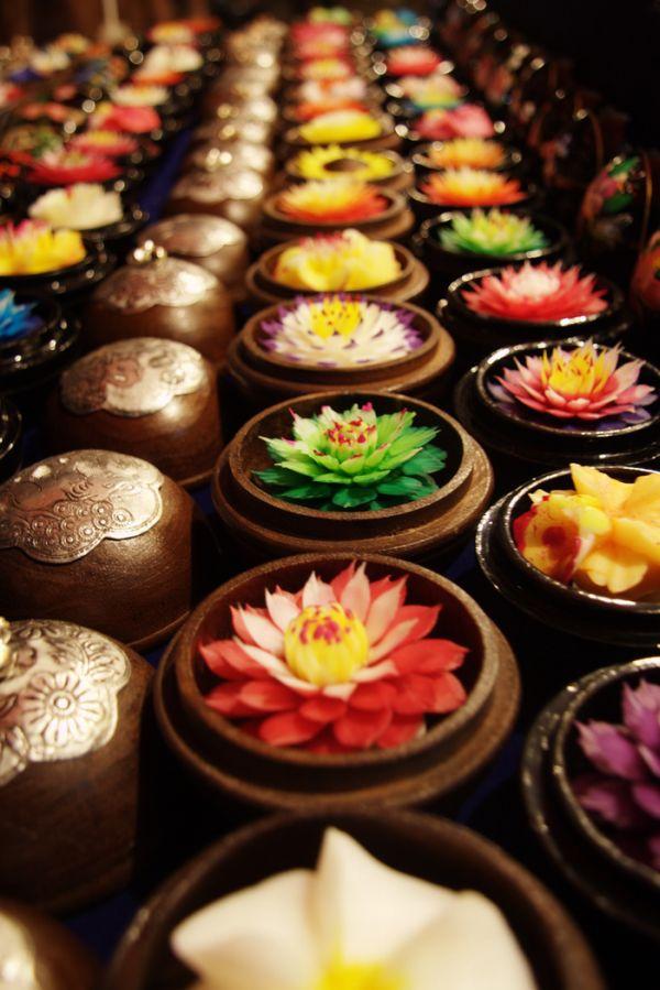 Красивые цветы из мыла 12 фото