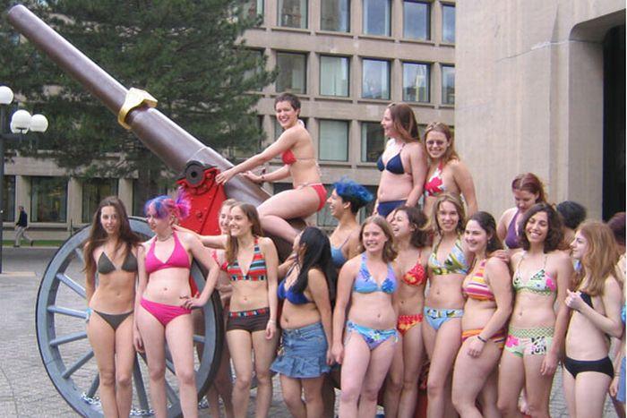 Американские студентки (8 фото)