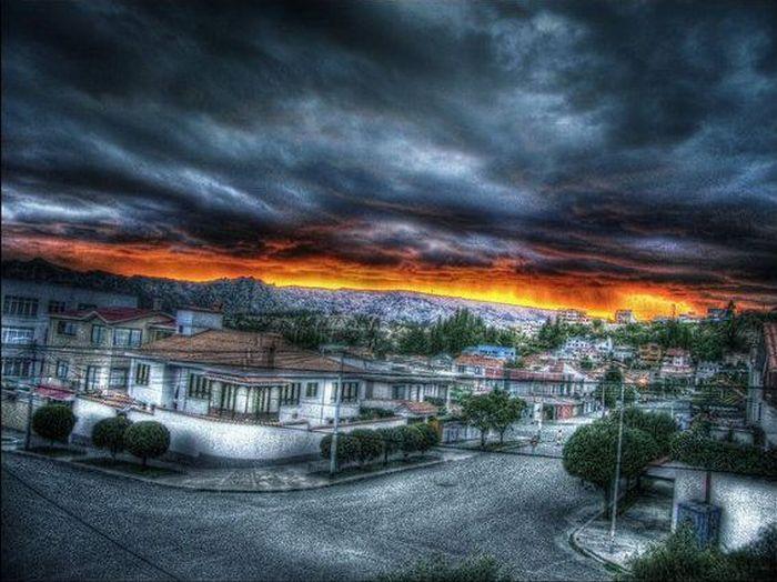Красивые HDR фотографии (47 фото)