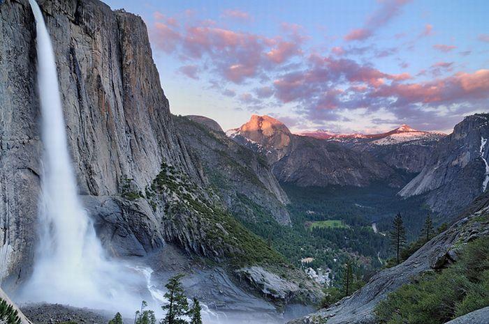 Красивые водопады (26 фото)