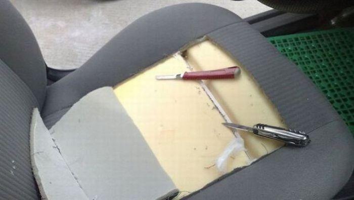 Самодельный подогрев сидений (15 фото)