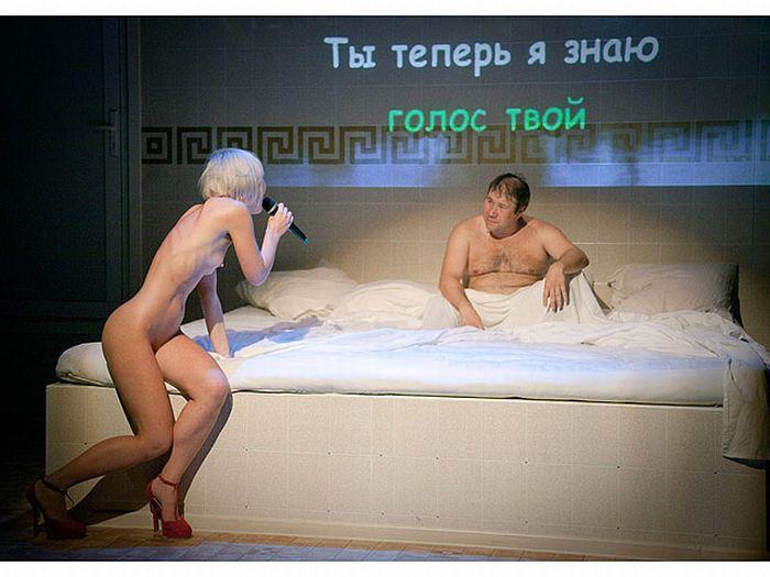 Театр для взрослых (23 фото) НЮ