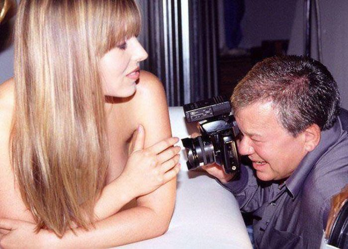 Как снимают эротику (30 фото)  НЮ